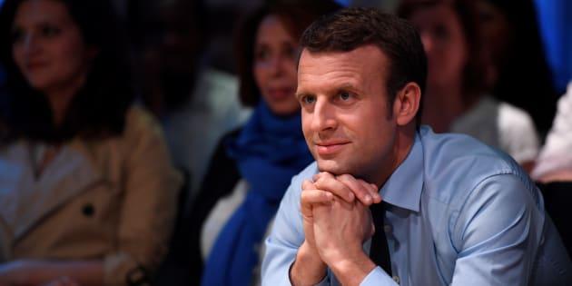 Une victoire d'Emmanuel Macron signerait l'écroulement de la droite et de la gauche