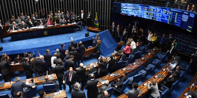 O atual Congresso foge da pauta da liberalização econômica: ninguém quer cortar a própria mamata.