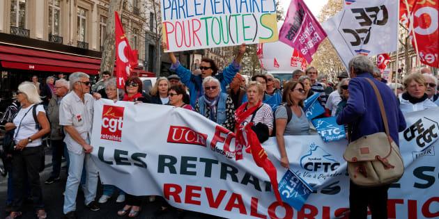 350 000 Foyers De Retraites Exoneres De La Hausse De La Csg Par L