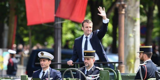 Un jeune homme qui projetait un attentat contre Macron le 14 juillet mis en examen