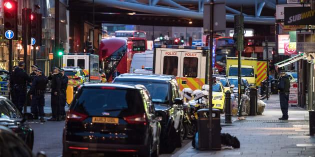 Uber a augmenté ses prix pendant les attentats de Londres