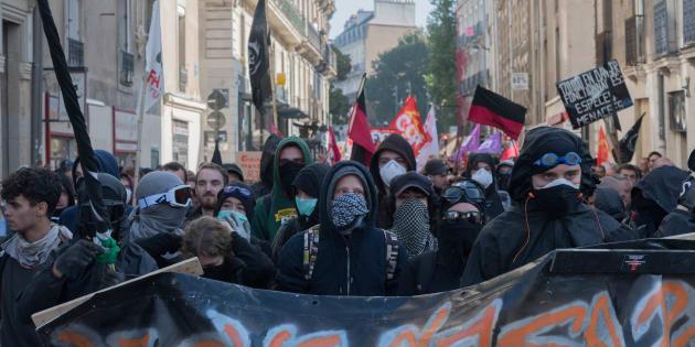 """Les autorités craignent la formation d'un """"black-bloc"""" à l'occasion des commémorations de la Grande guerre (Photo d'illustration)."""