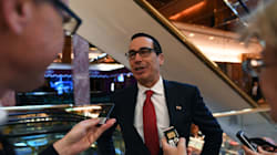 Donald Trump's Treasury Secretary Pick Is A Hedge Funder And 2nd-Generation Goldman Sachs