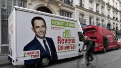 Benoît Hamon met en ligne un simulateur de revenu