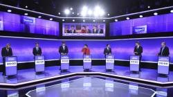 7 heures de débat télévisés et la gauche n'a pas parlé une minute de
