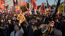 South Korea's National Assembly Votes To Impeach President Park