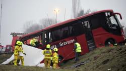 Un accident de bus en Saône-et-Loire fait au moins 4 morts et une vingtaine de