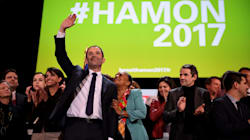 A Bercy, Hamon lance sa remontada résolument à