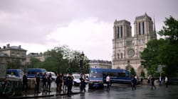 Notre Dame, colpito un uomo armato di martello che aveva tentato di aggredire un