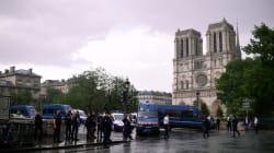 Notre-Dame de Paris: un policier agressé, l'assaillant blessé par