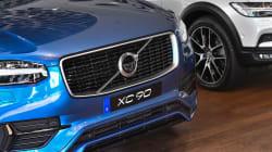 Volvo met fin aux voitures équipées seulement d'un moteur à