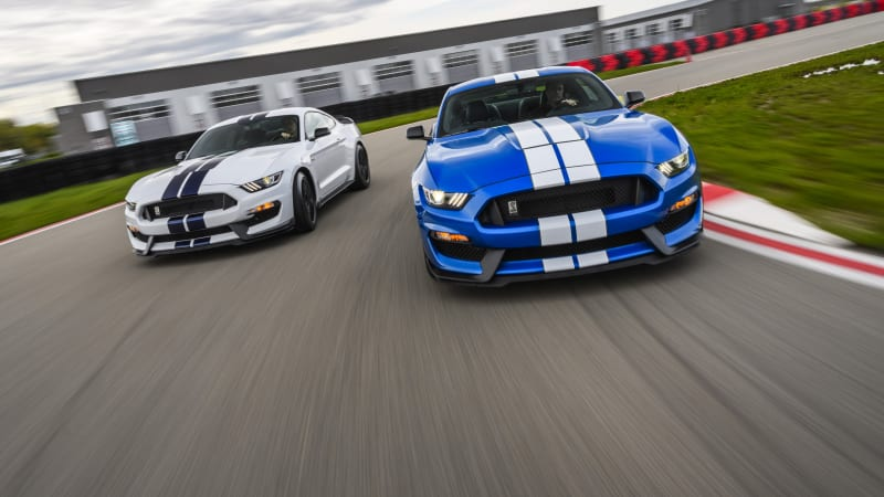 2019 Ford Shelby GT350 First Drive Review