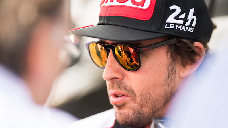 Alonso to leave Toyota WEC team after 24 Hours of Le Mans