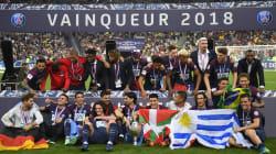 Finalement, le PSG n'aura passé que 2 buts aux Herbiers en finale de la Coupe de