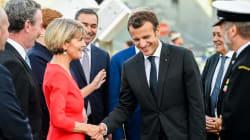 Le web s'amuse d'une bourde de Macron en