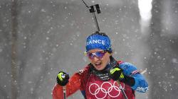 Les Françaises en bronze sur le relais de biathlon, le record de Sotchi