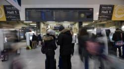 Le trafic a repris lundi matin à la gare Montparnasse, après plusieurs heures de