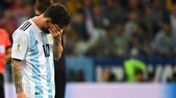 Desespero da Argentina e festa da França marcam dia na