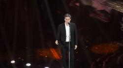 Che bravo Barbarossa a Sanremo! Sul palco con la semplicità e la malinconia di Roma