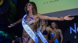 Le message très politique de la gagnante du concours Miss Bum