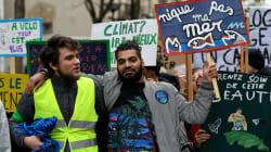 La marche pour le climat a revêtu son gilet