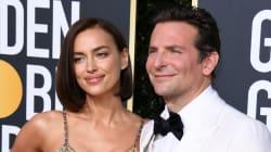 Perché il look sensuale e prezioso di Irina ai Golden Globe sarà il più imitato del