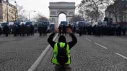 Malgré des violences, l'acte IV des gilets jaunes évite le pire mais met Macron sous