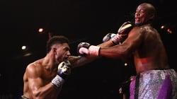 Tony Yoka remporte son 2e combat