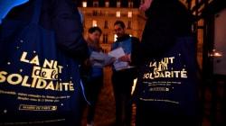 Près de 1700 bénévoles ont compté les SDF dans les rues de