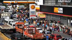 En pleine grève des routiers, ces files d'attente au Brésil font relativiser nos pénuries
