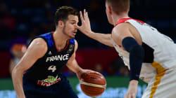 Les Bleus éliminés de l'Euro de basket dès les huitièmes de