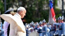 Papa Francesco in Cile tra le tensioni: chiese sotto attacco e marce di