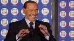Silvio non si tiene:
