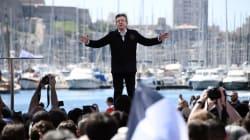 Jean-Luc Mélenchon à Marseille: parachutage