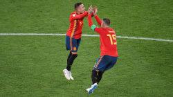 Coupe du monde: Uruguay-Portugal et Espagne-Russie en