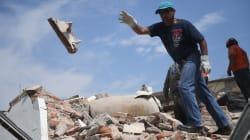 Migrantes centroamericanos que ayudaron en los sismos enfrentan el riesgo de la