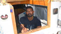 Indian Navy Commander Abhilash Tomy Rescued 3 Days After His Boat Was Caught In A