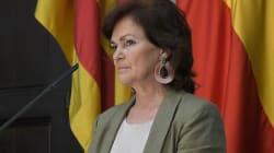 Jueces y fiscales exigen a Calvo respeto y que no presione al poder judicial con los presos