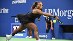 Le tutu de Serena Williams a fait sensation sur le court de l'US
