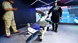 Dubai Police Are Getting Awesome Star Wars-Style