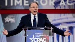 La NRA tente de discréditer les militants