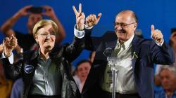 Denúncia é barreira para Alckmin chegar ao 2º turno, avaliam