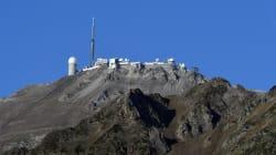 Il a enfin regelé au Pic du Midi, après un record de 108 jours de températures