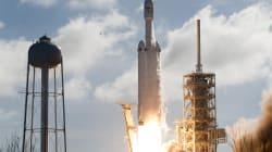 SpaceX lance une fusée recyclée pour ravitailler la Station spatiale