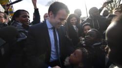 Macron de retour aux Mureaux pour promouvoir l'accès à la