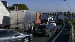 Les forains bloquent la circulation autour de Paris pour le 2e jour