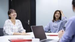 92%の女性が会社選びで「職場の雰囲気」を重視。会社を和やかにするためこんな努力も。