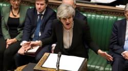 El Parlamento británico pide a May que renegocie el Brexit con la