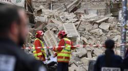 Trois immeubles s'effondrent en plein centre de Marseille, au moins deux blessés