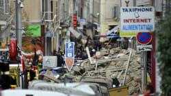 Au moins 8 disparus après l'effondrement d'immeubles à Marseille, les recherches se